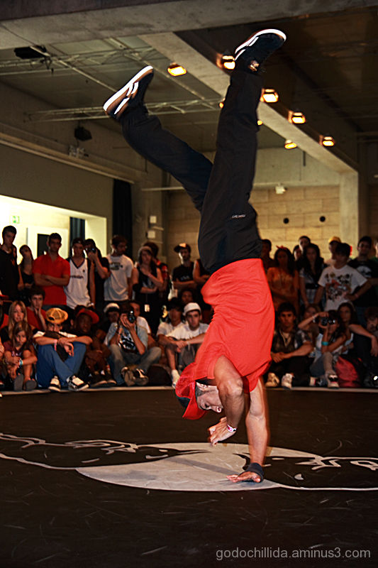Barcelona Break Dance Hipnotik 2009