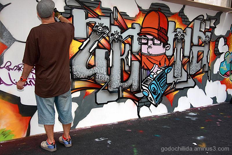 Zeta (Graffiti writer)