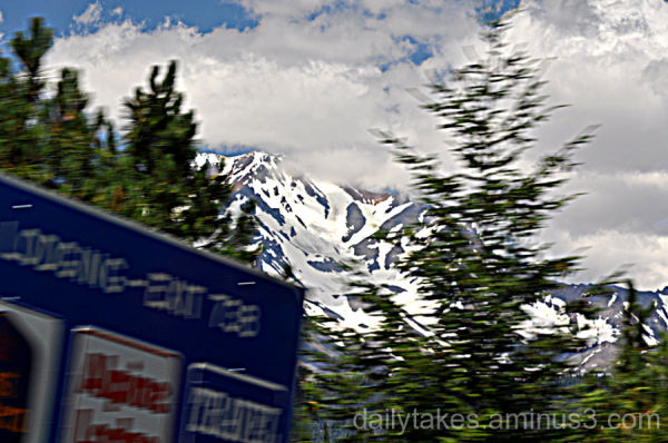 drive-by shooting: Mt. Shasta