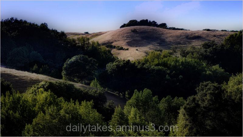 landscape foothills