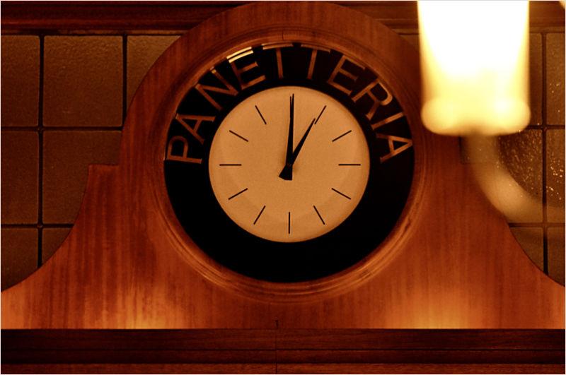 Ristorante di Italian: The Clock