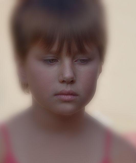 sofia : somber moment