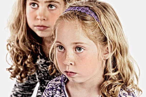Jazmine and older sister, Frederique
