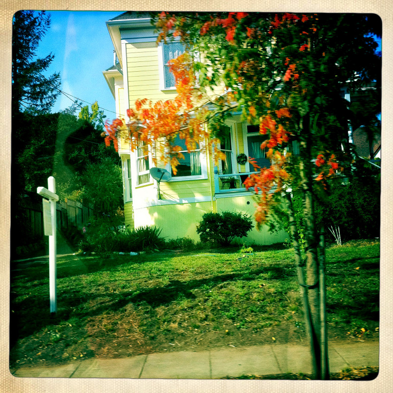 buildings house town petaluma iphone hipstamatic