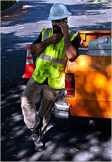 """  The job"