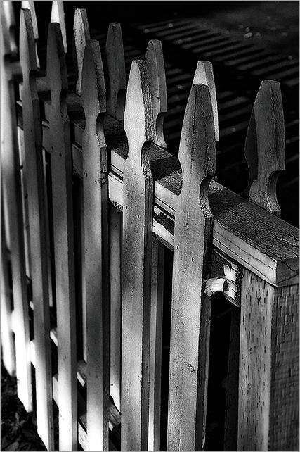 picket fence   . . .