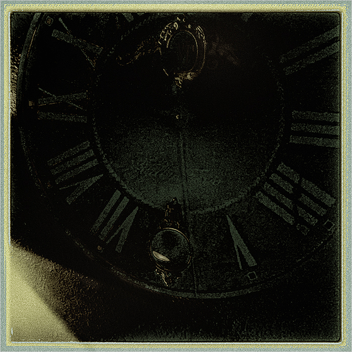 the dark face of time   . . .