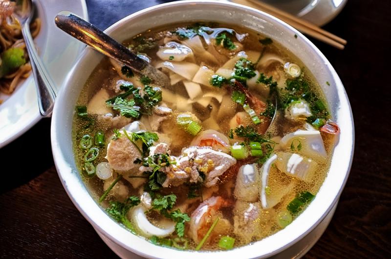 Thai Soup   . . .