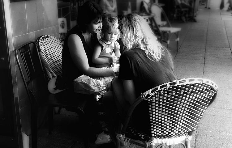 women and child   . . .