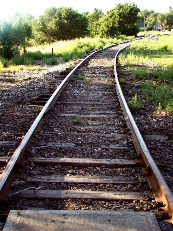 Old Train Track
