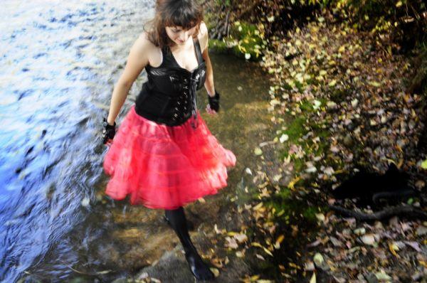 punk river girl