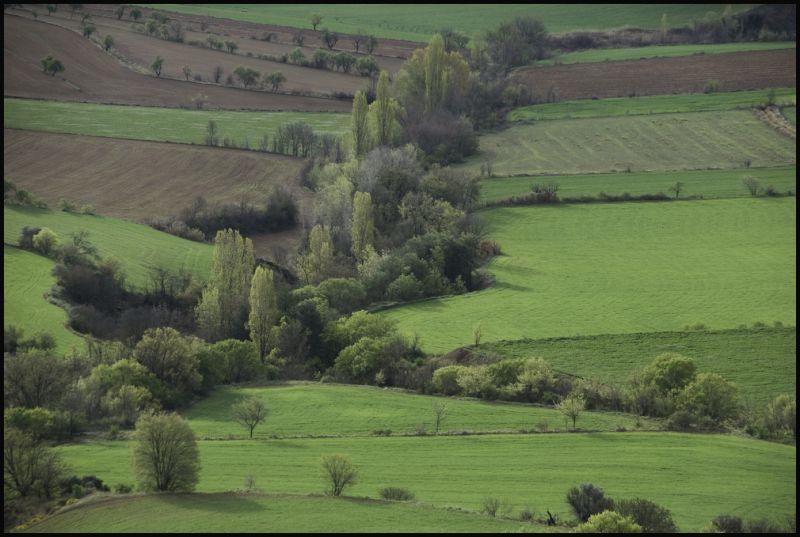 Landcape take from Claret (Tremp, Pallars Jussà)