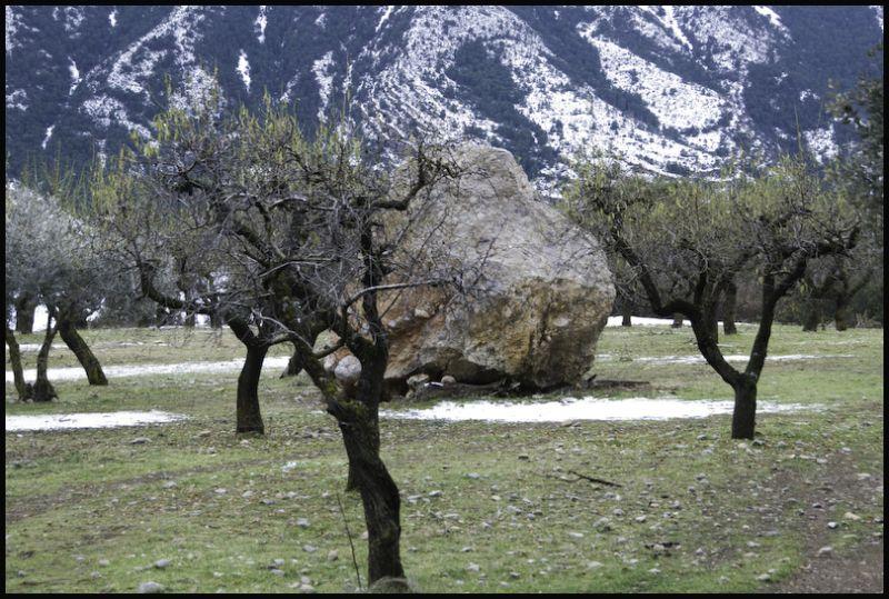 Stone, Pessonada, Pallars Jussà