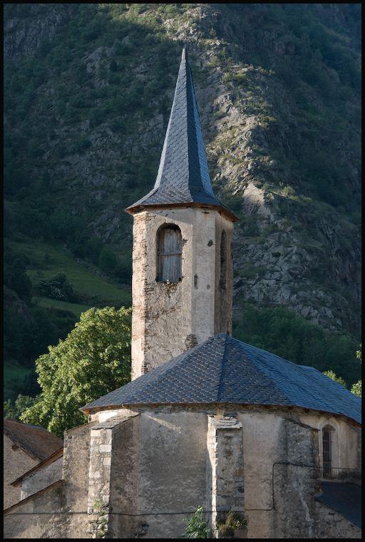 Poble d'Isil (Pallars Sobirà)
