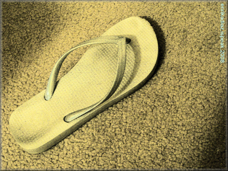 A Slipper without a Pair