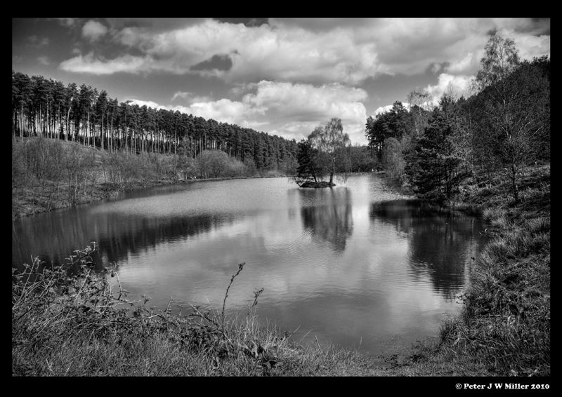 Fair Oaks Lake Cannock Chase