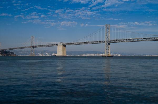 El pont de San Francisco que no surt mai