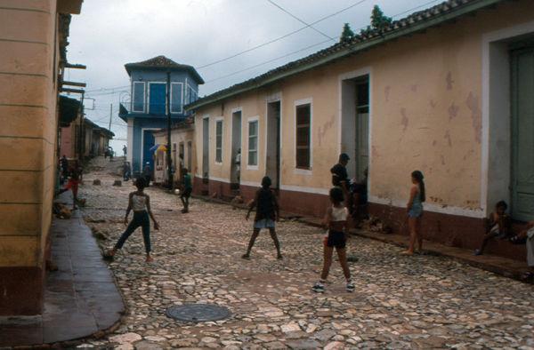 Football in Cuba