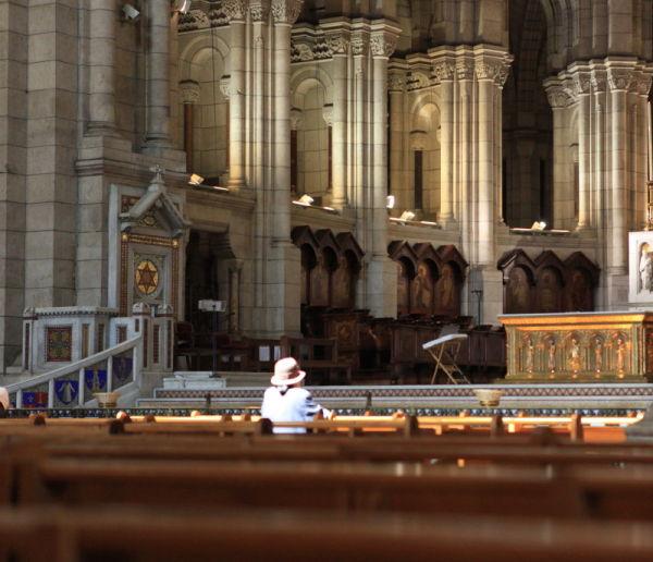 Sacré Coeur, Paris, Montmartre, prière, église