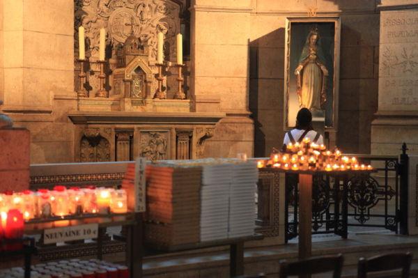 Prière au Sacré Coeur II