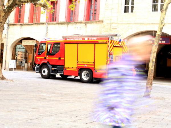 Au feu les pompiers!
