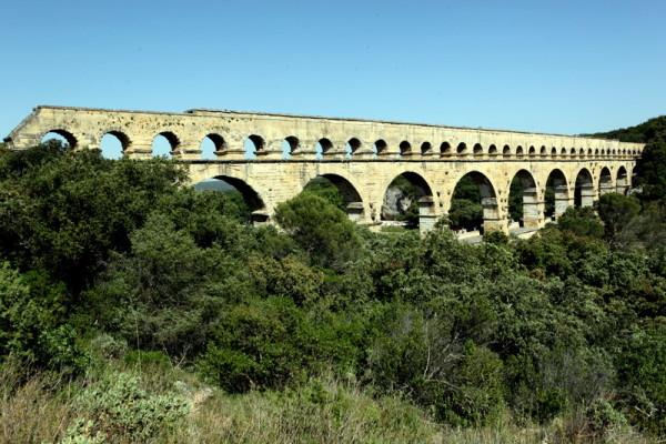 Pont du Gard bien sur!