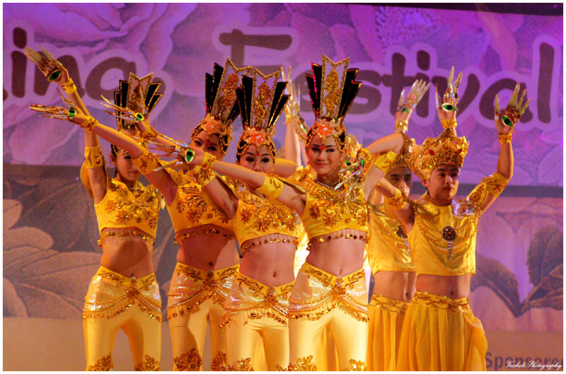 China cultural dance