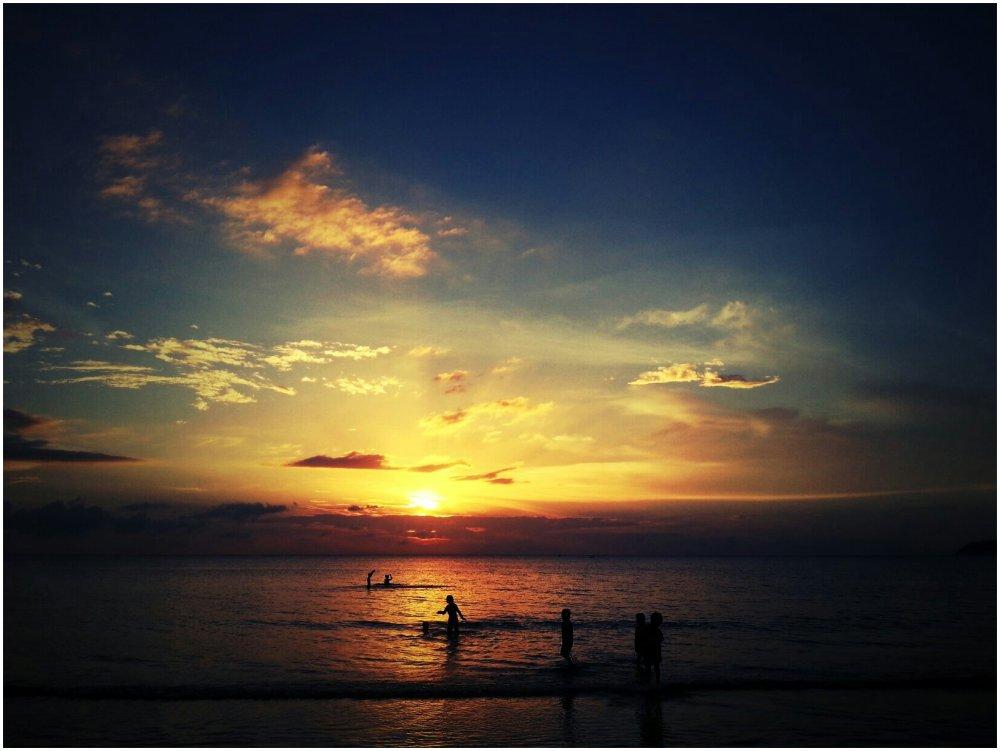 sunset ^^