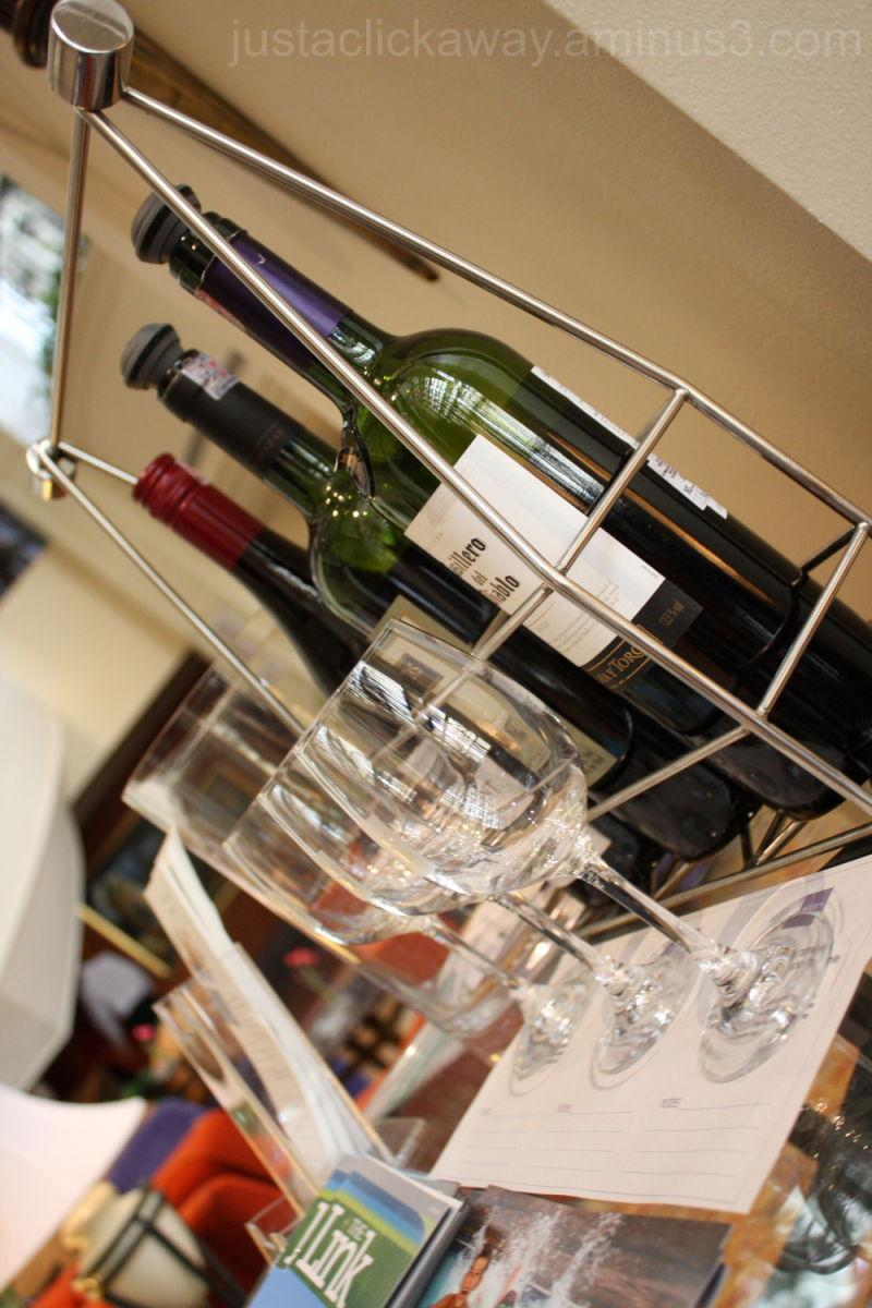 fancy some wine?