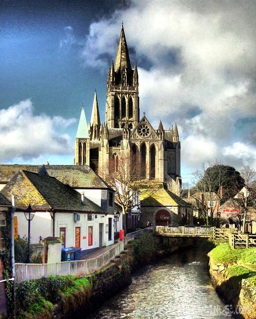 Cornish Cathedral