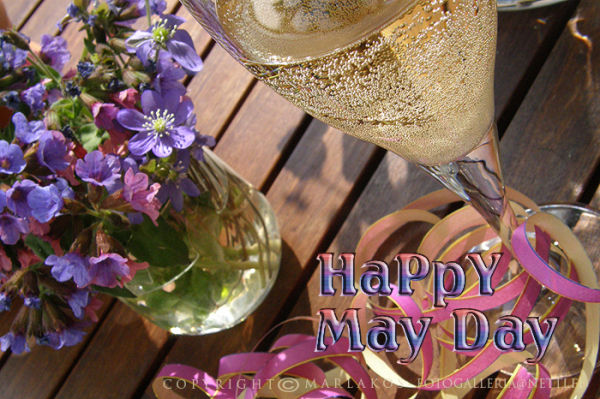 Happy May Day