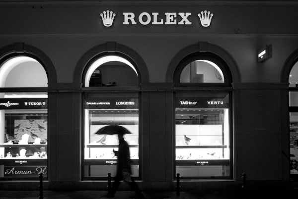 Rolex in Hamburg