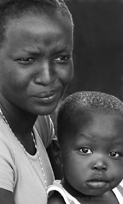 people portrait child blackandwhite women