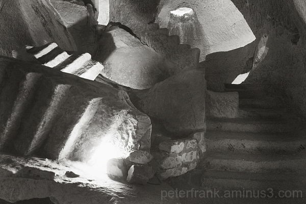 abstract blackandwhite israel rock stairs