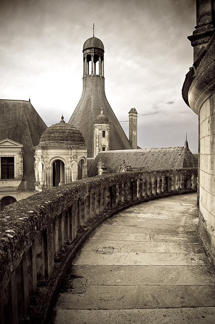 El Castell de Chambord, França