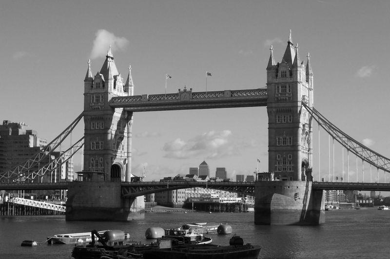 London Bridge - London (January 2008)