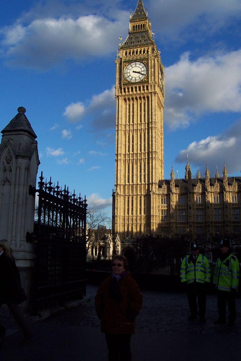 Big Ben - London (January 2008)
