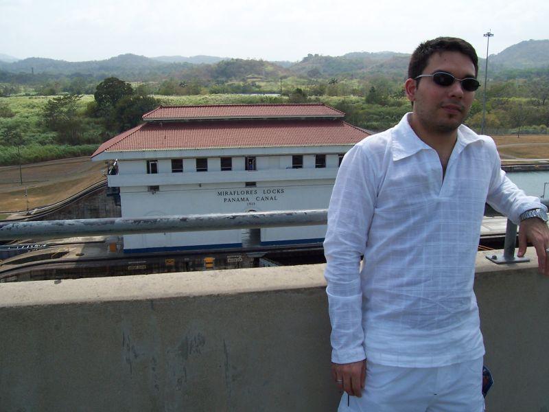Panama Canal - Panama (March 2007)