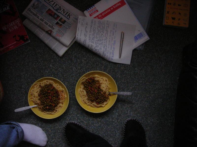 student cuisine