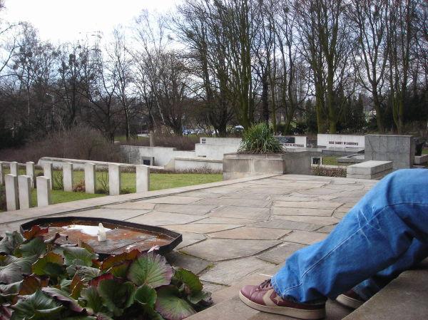cmentarz żołnierzy radzieckich Poznań Cytadela