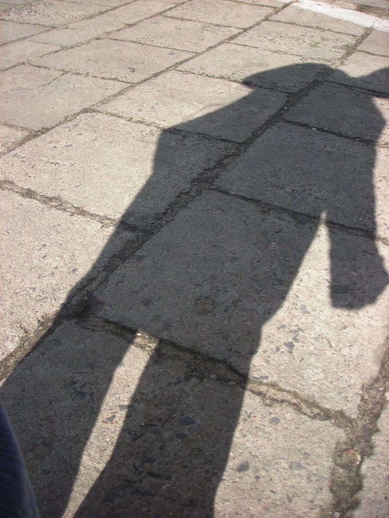 na ulicy w Poznaniu