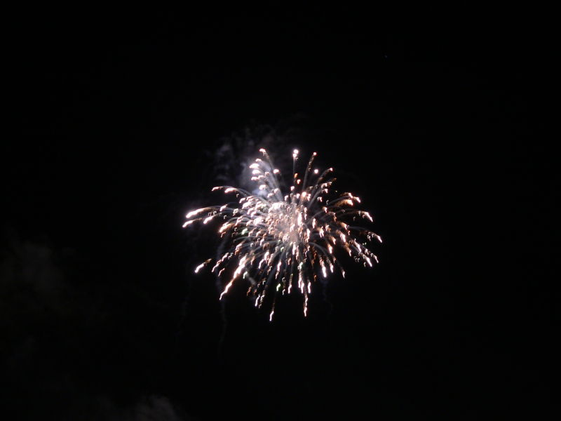 Iranian Fireworks Feastival