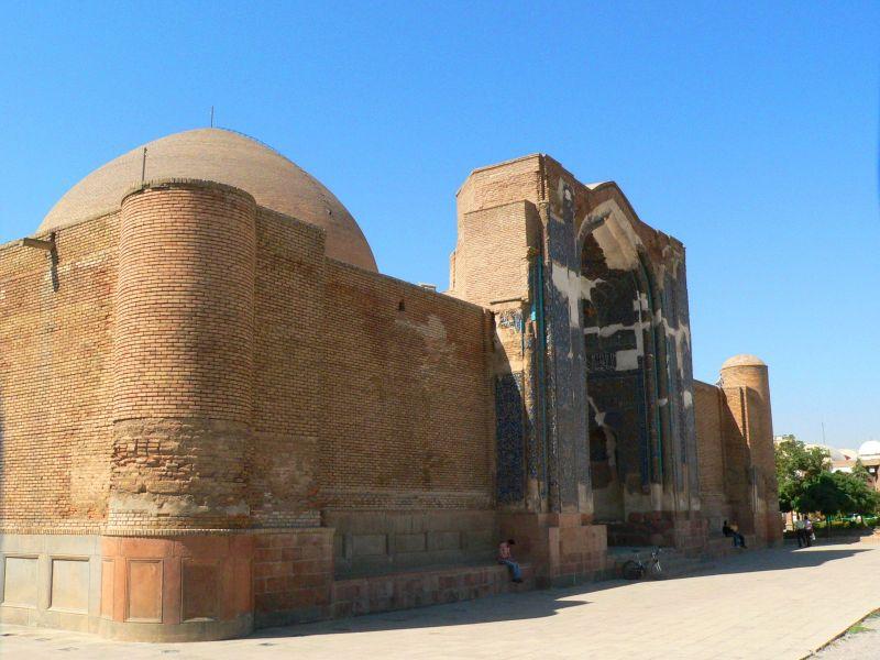 DarkBlue Mosque