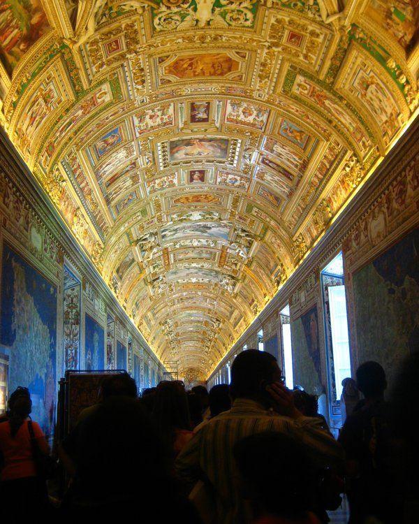 Vatican Lights