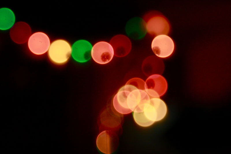 Unfocused Lights