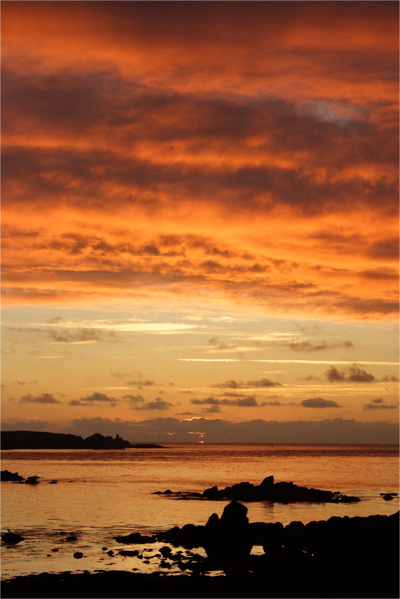 A Scilly Sunset