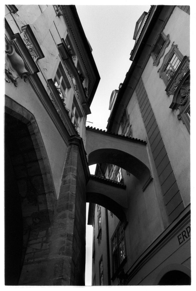 An image taken on a recent trip to Prague