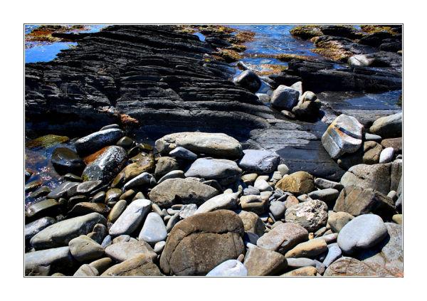 Carretera de roca / Rocky road