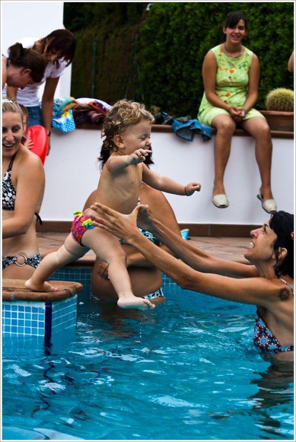 Dia de piscina III/ Pool day III