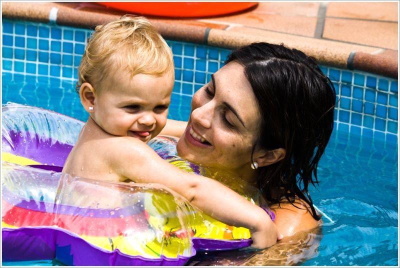 Dia de piscina VII / Pool day VII